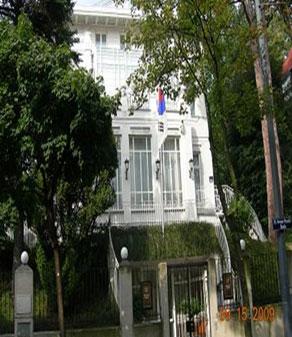 주크로아티아한국대사관